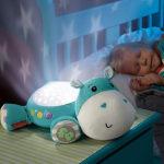 Les 6 meilleures peluches bruit blanc pour bébé